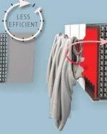 condutas têxteis para frigodifusores